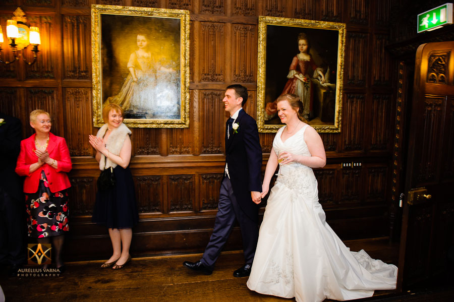 wedding photography at Rothampstead Manor spring wedding (35)