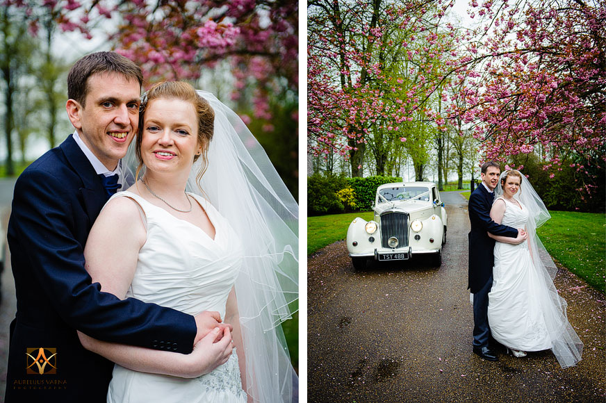 wedding photography at Rothampstead Manor spring wedding (20)