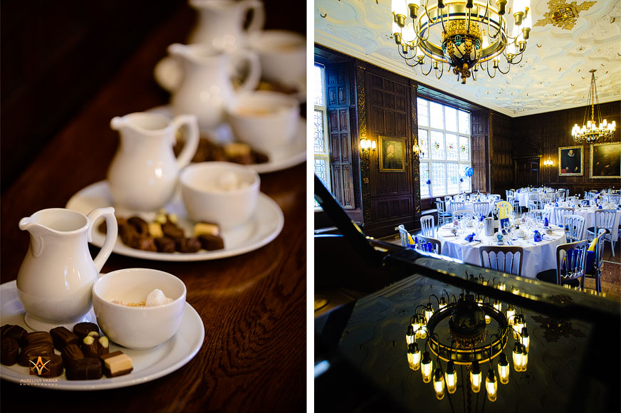 wedding photography at Rothampstead Manor spring wedding (27)