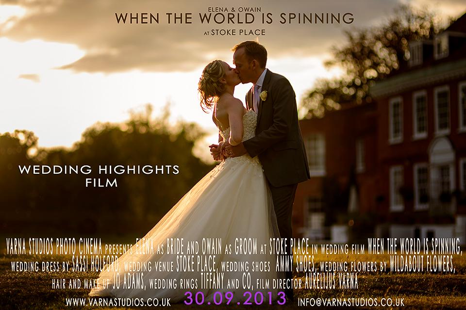 wedding cinematographer videographer