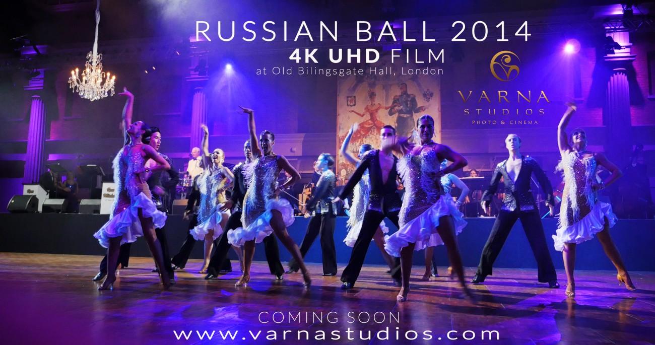 Russian ball 2014 film