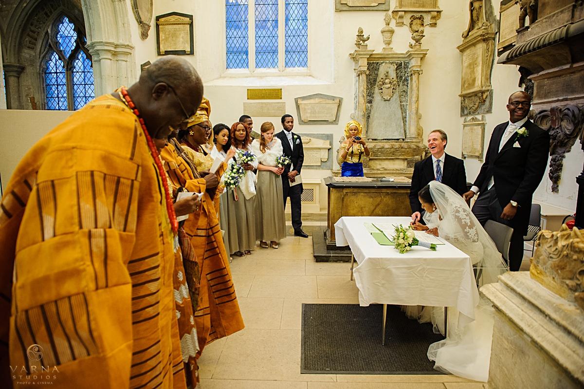 Luxury african wedding photographer in London (54)