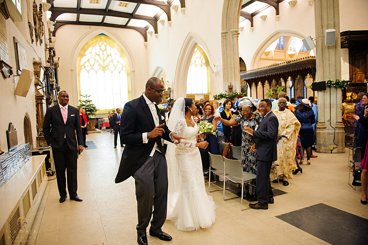 Luxury african wedding photographer in London (51)
