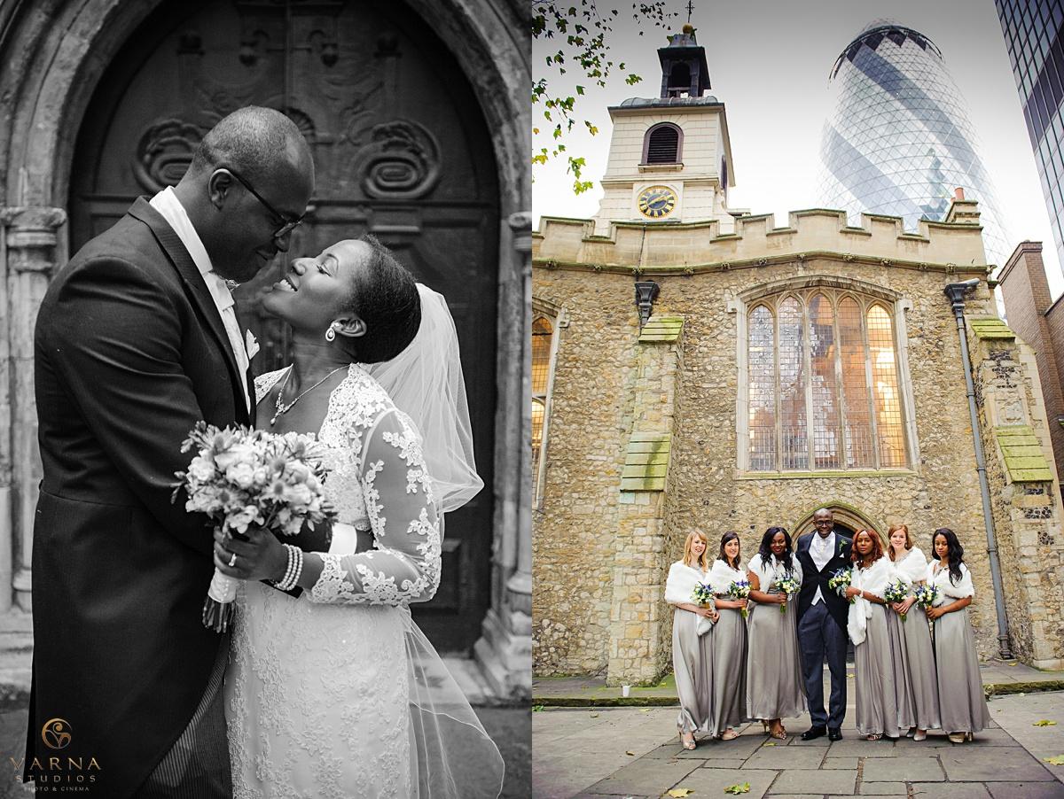 Luxury african wedding photographer in London (46)