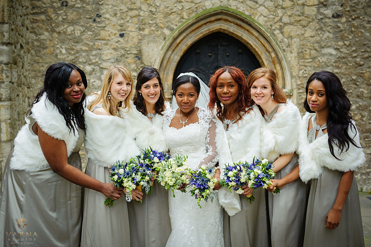 Luxury african wedding photographer in London (45)