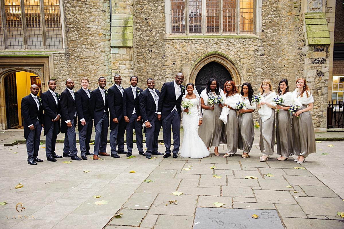 Luxury african wedding photographer in London (44)
