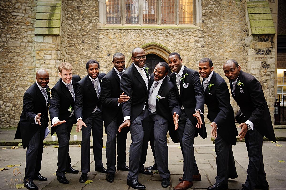 Luxury african wedding photographer in London (41)