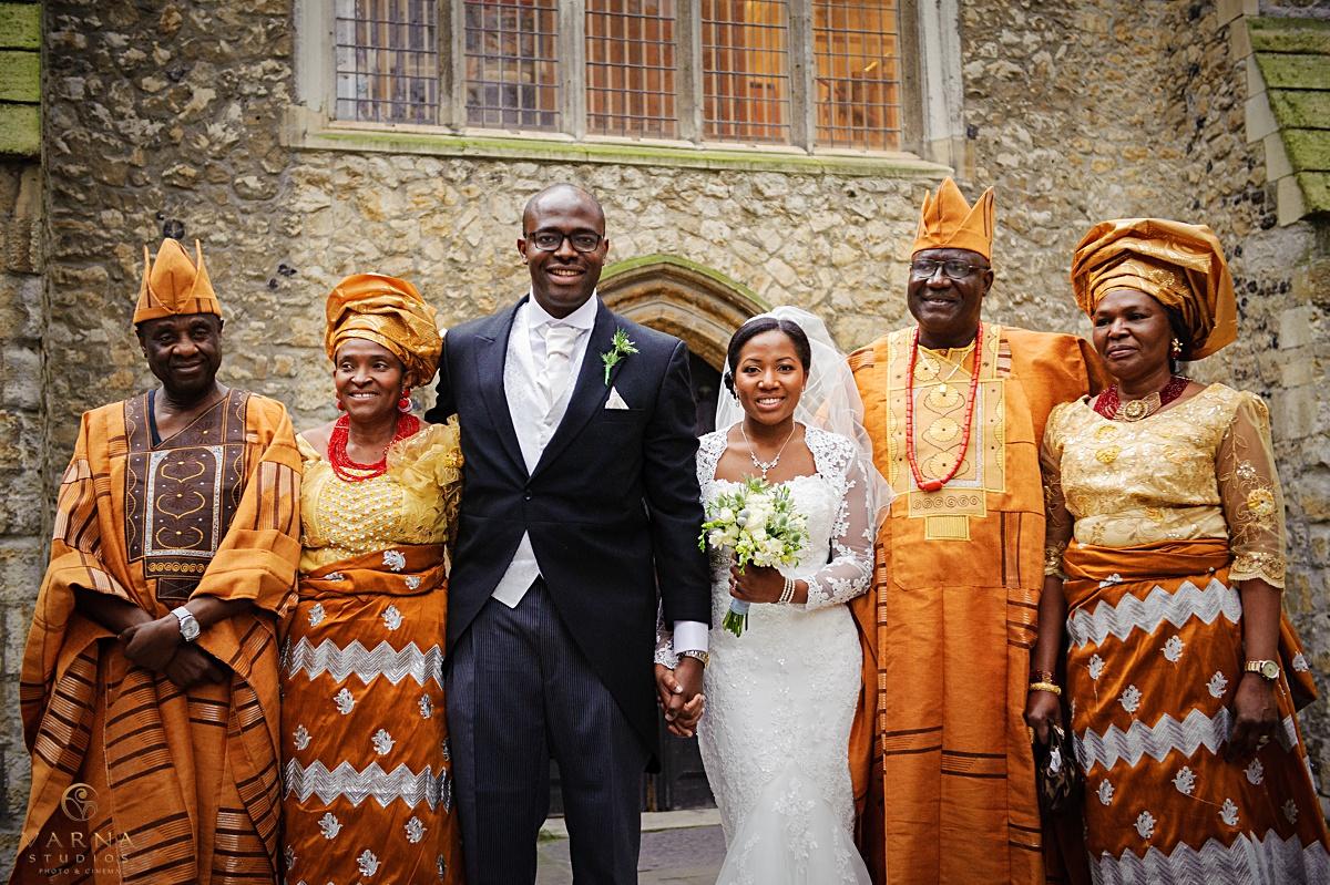 Luxury african wedding photographer in London (40)
