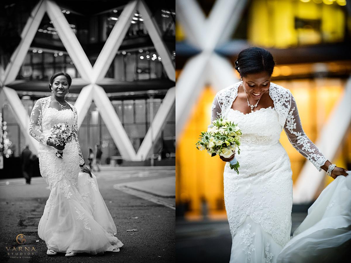 Luxury african wedding photographer in London (36)