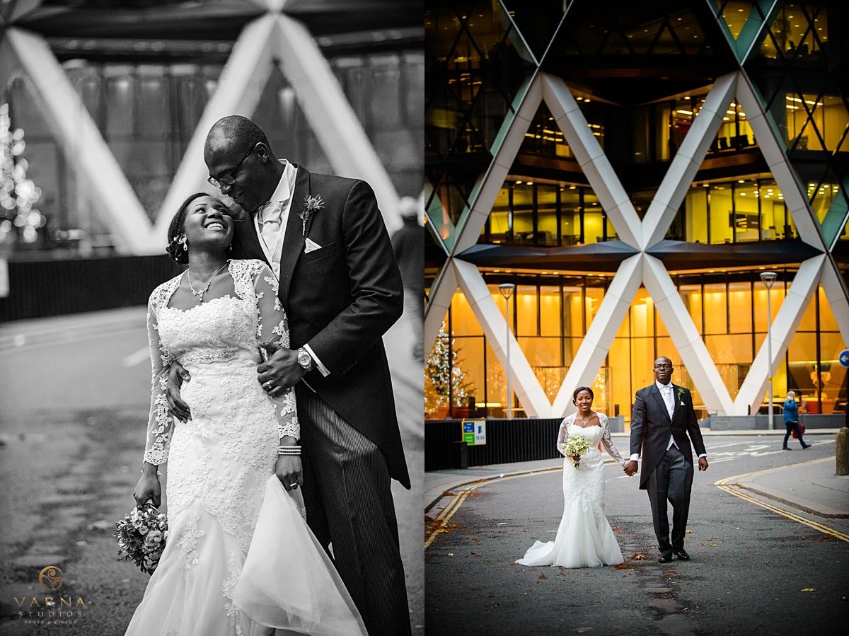 Luxury african wedding photographer in London (34)