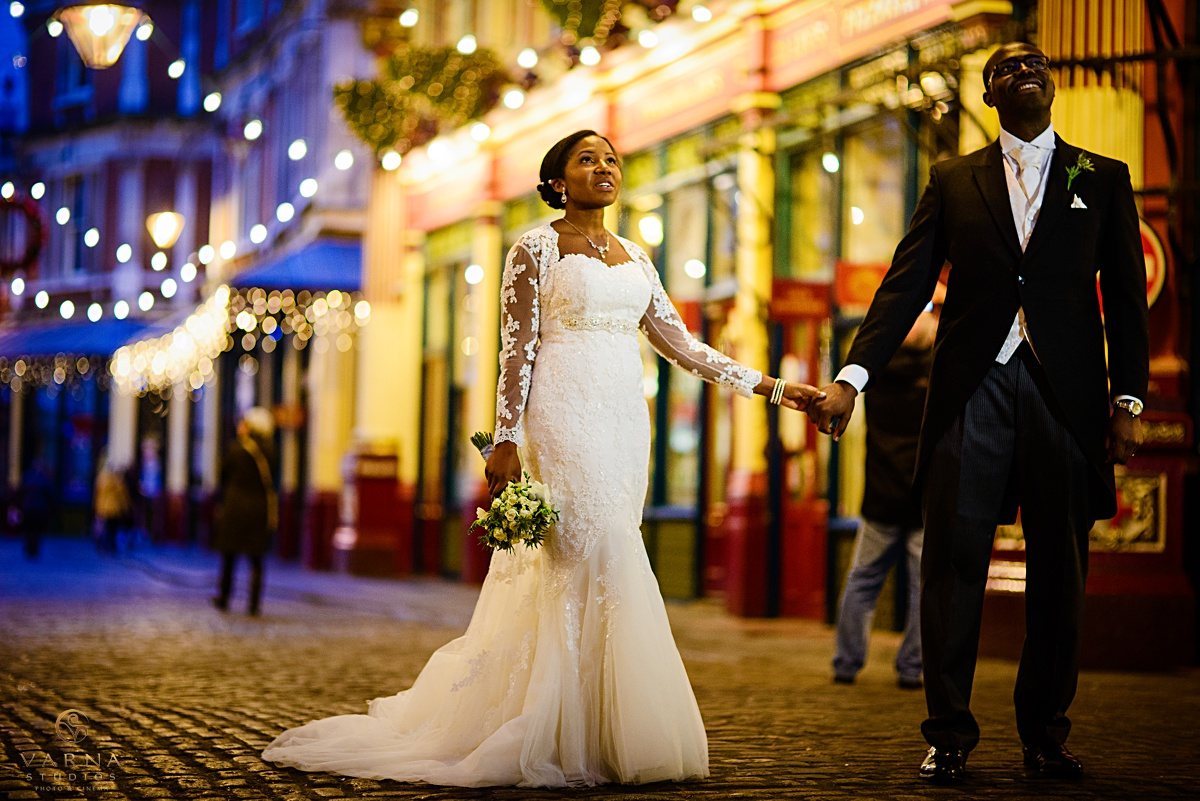 Luxury african wedding photographer in London (33)