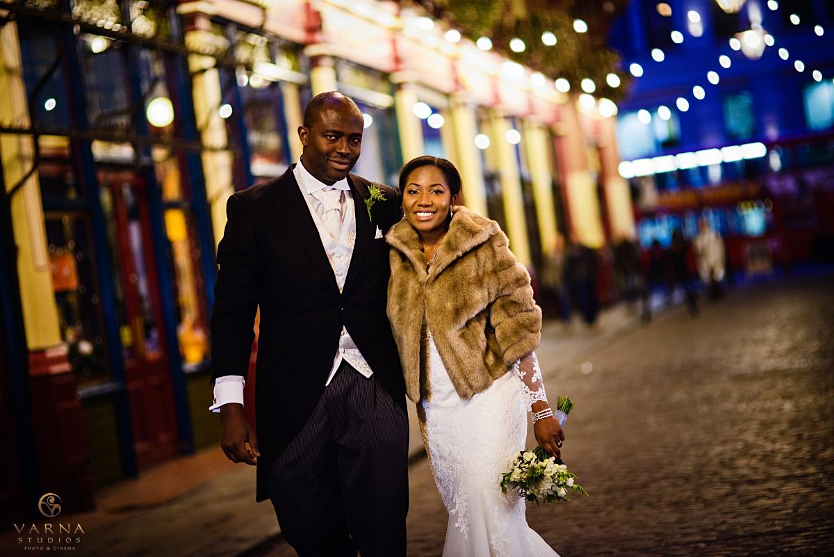 Luxury african wedding photographer in London (29)