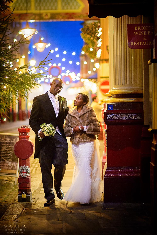 Luxury african wedding photographer in London (27)