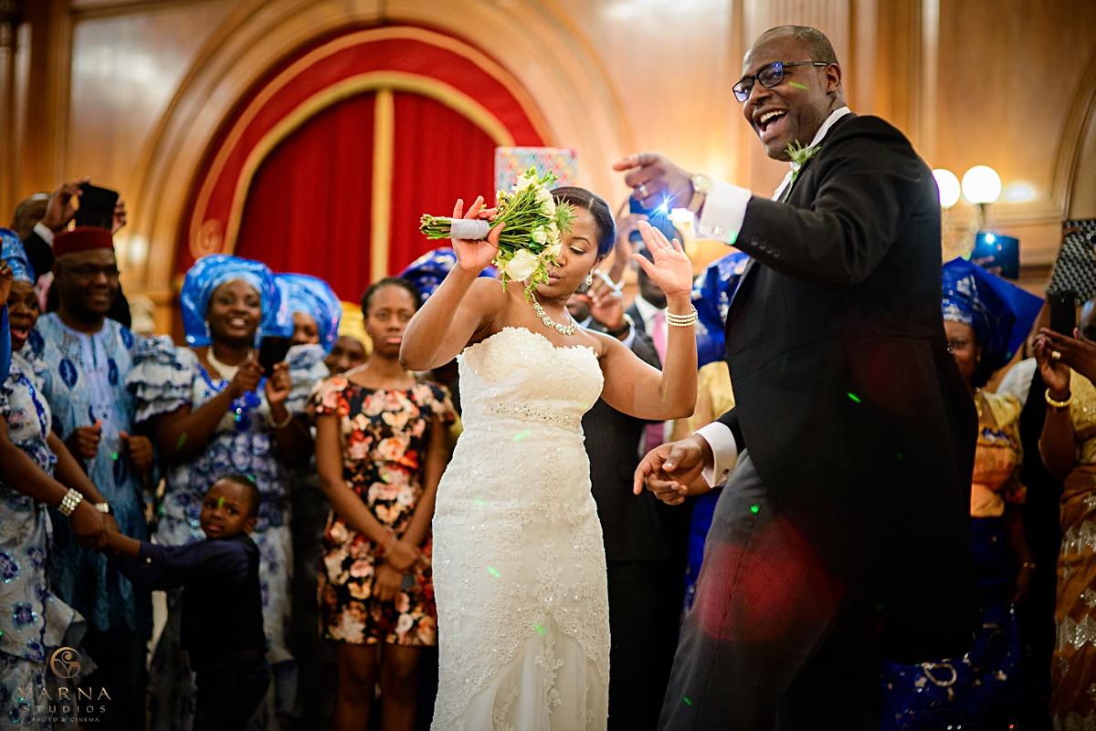 Luxury african wedding photographer in London (19)