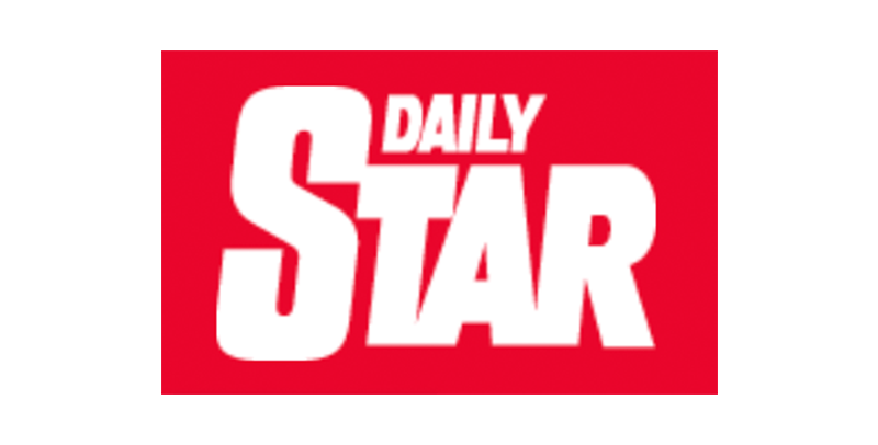 Featured in Daily Star